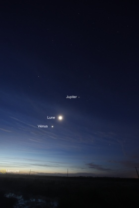 Vénus - Jupiter
